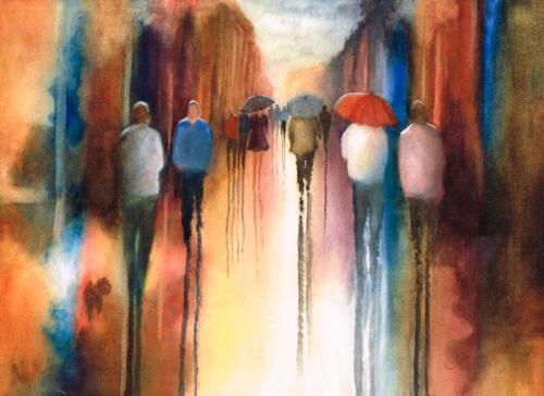Rain Walkers